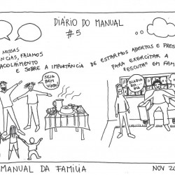 Diário do Manual #5