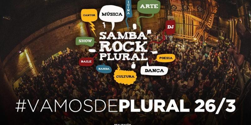 Samba Rock Plural 2017