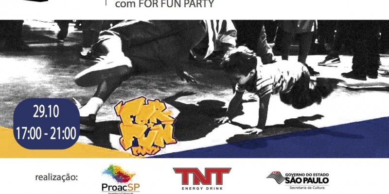 FOR FUN PARTY - 29.10