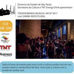 Samba Rock Plural - 15.10