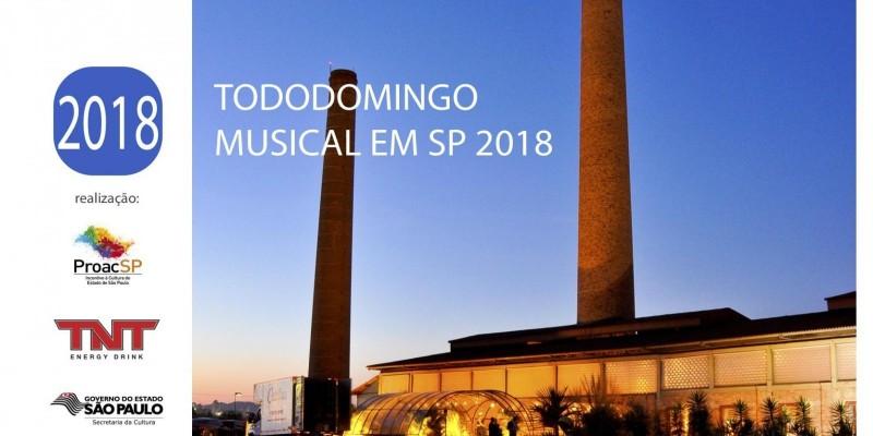 TODODOMINGO MUSICAL EM SP