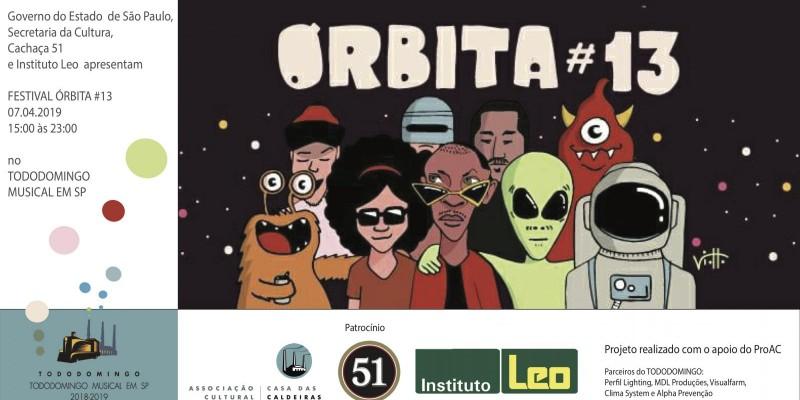 ÓRBITA #13 - 07.04