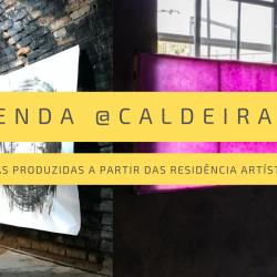venda: obras dos artistas Taís Cabral e Leo Ceolin