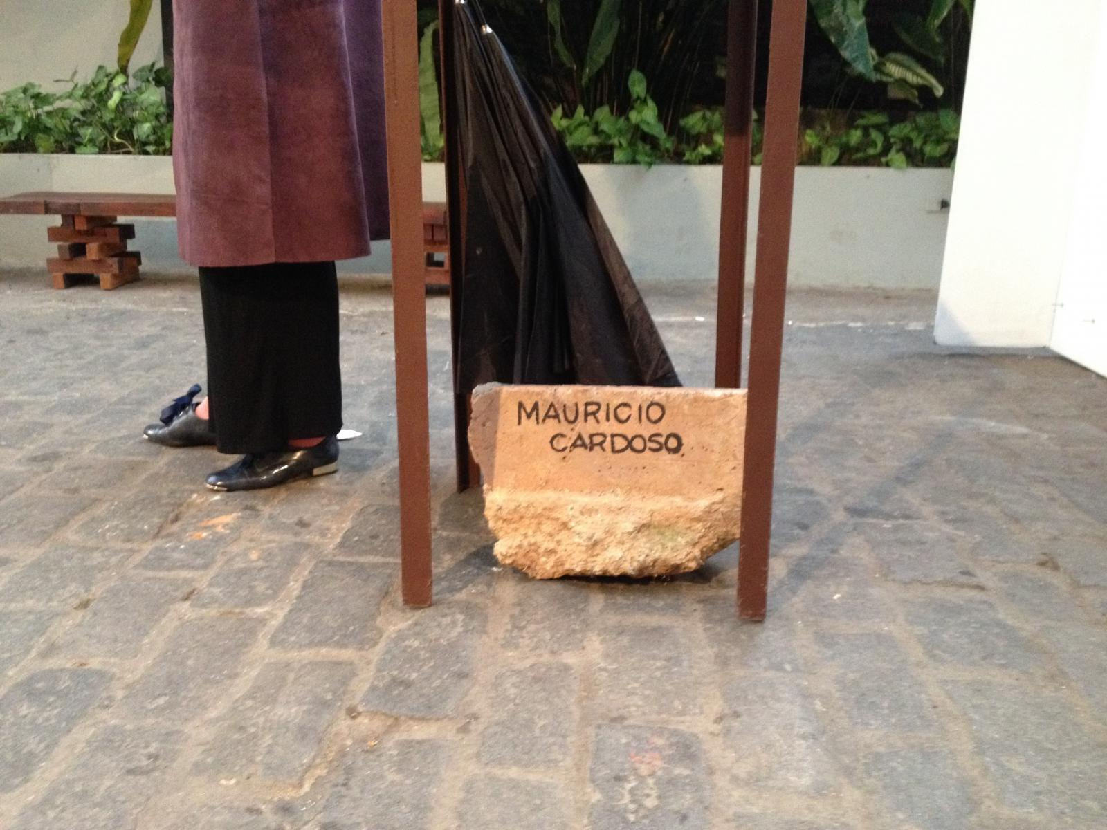 Maurício Cardoso no Tempo Forte
