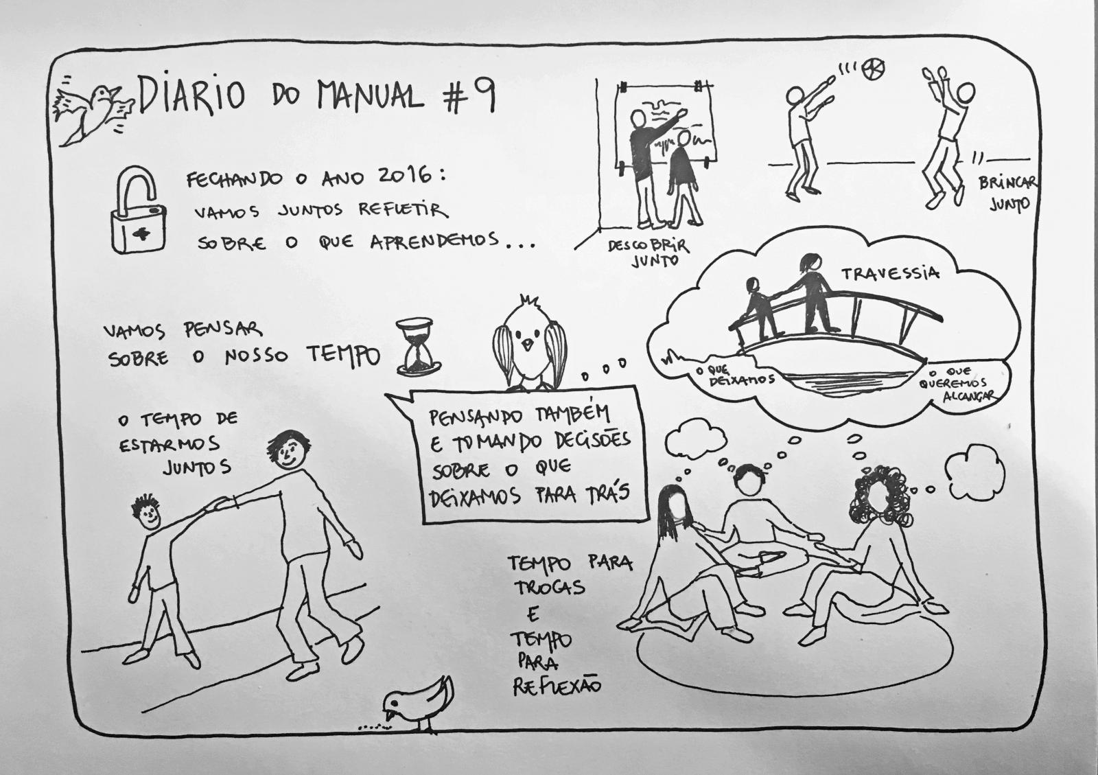 Diário do Manual #9