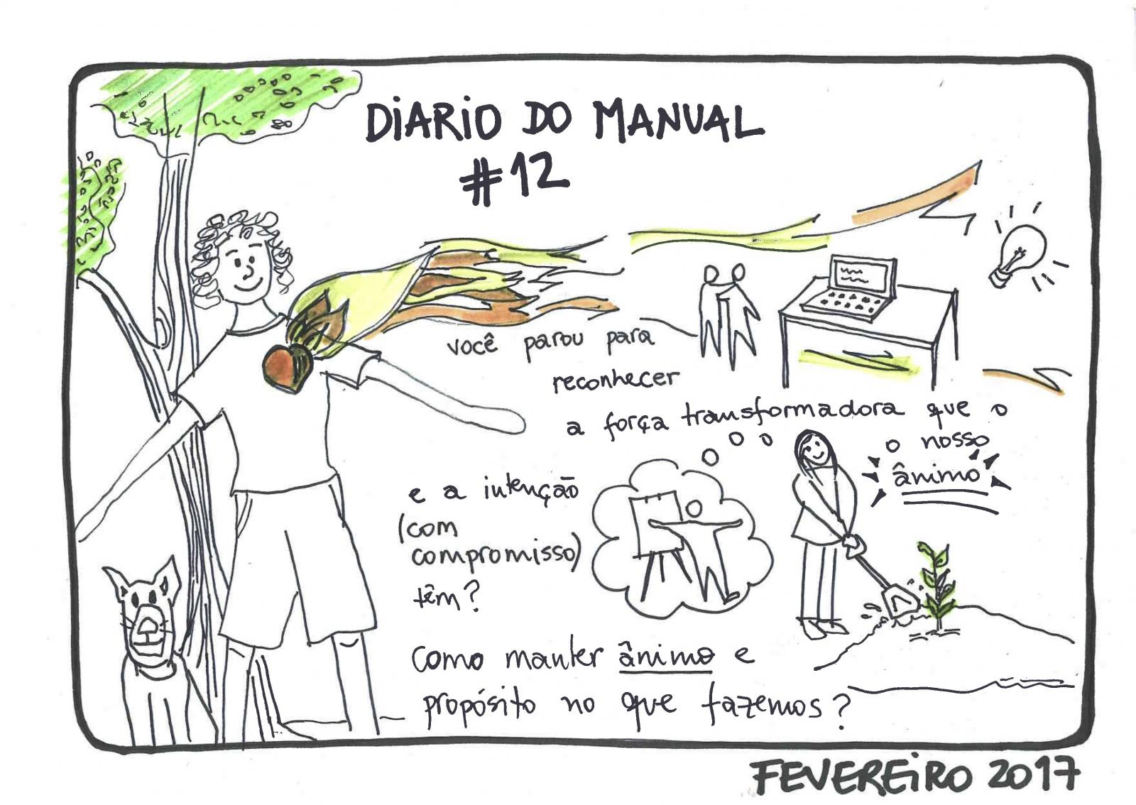 Diário do Manual #12