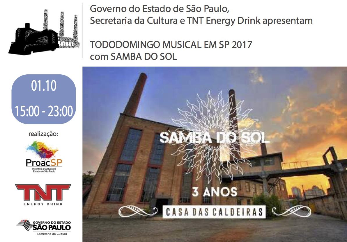 Samba do Sol 01.10