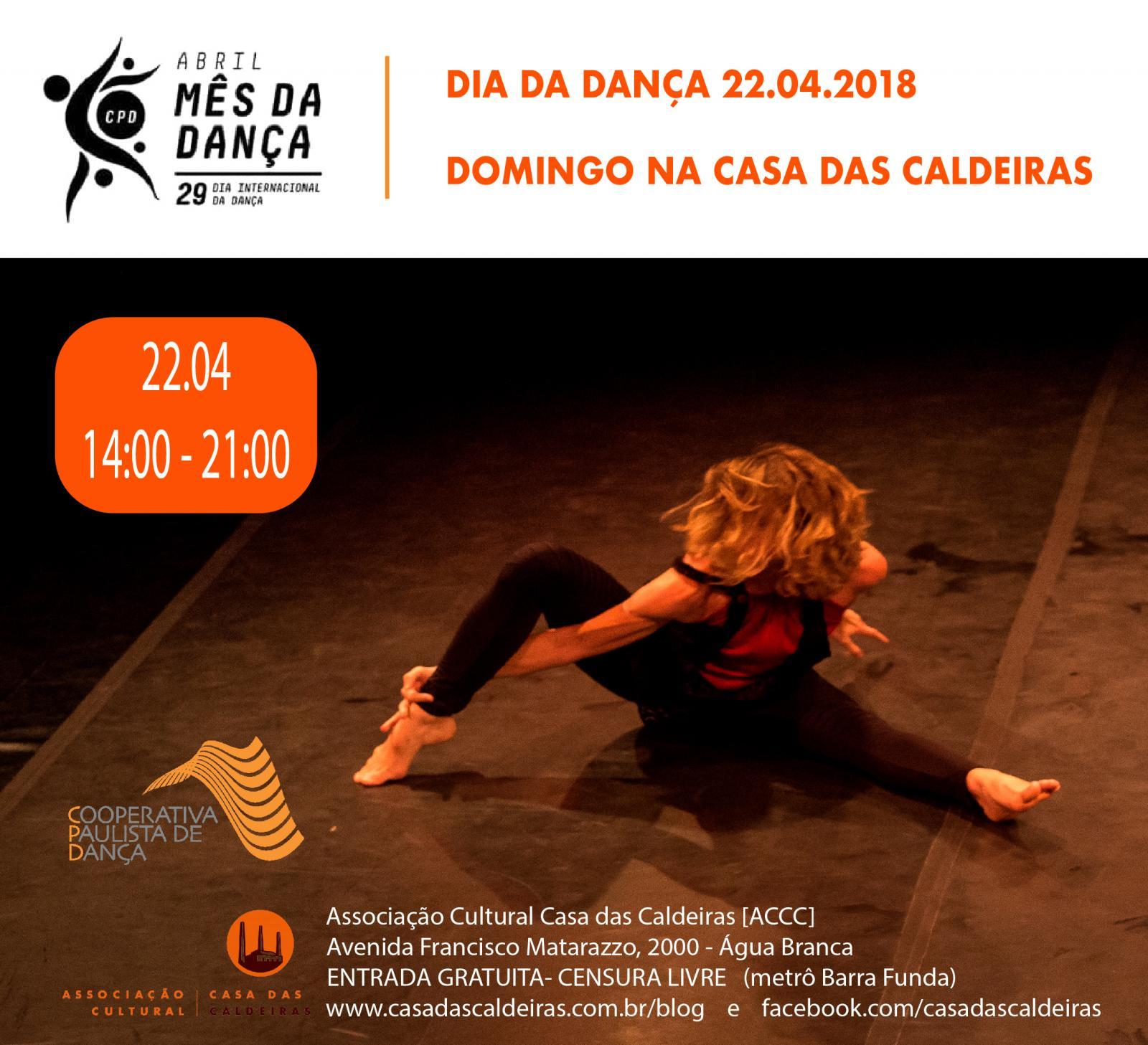 Dia da Dança - 22.04