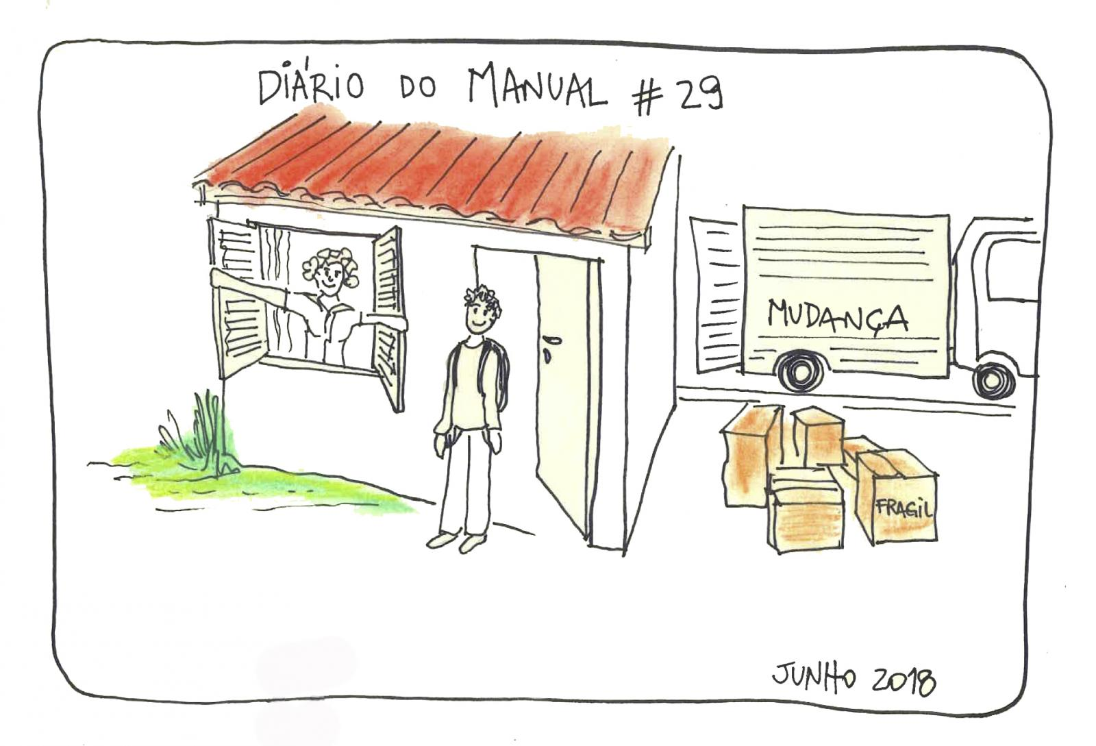 Diário do Manual #29