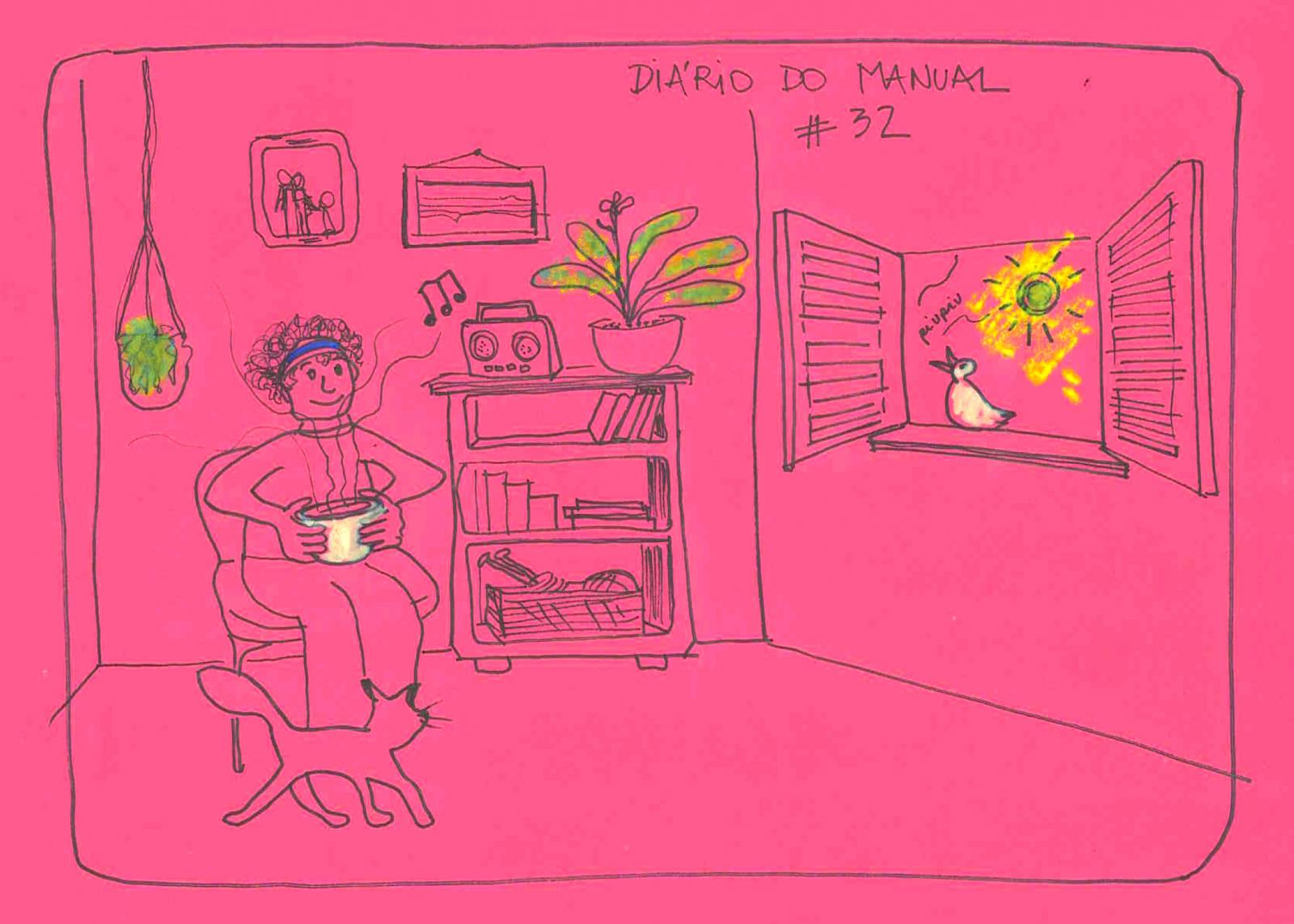 Diário do Manual #33