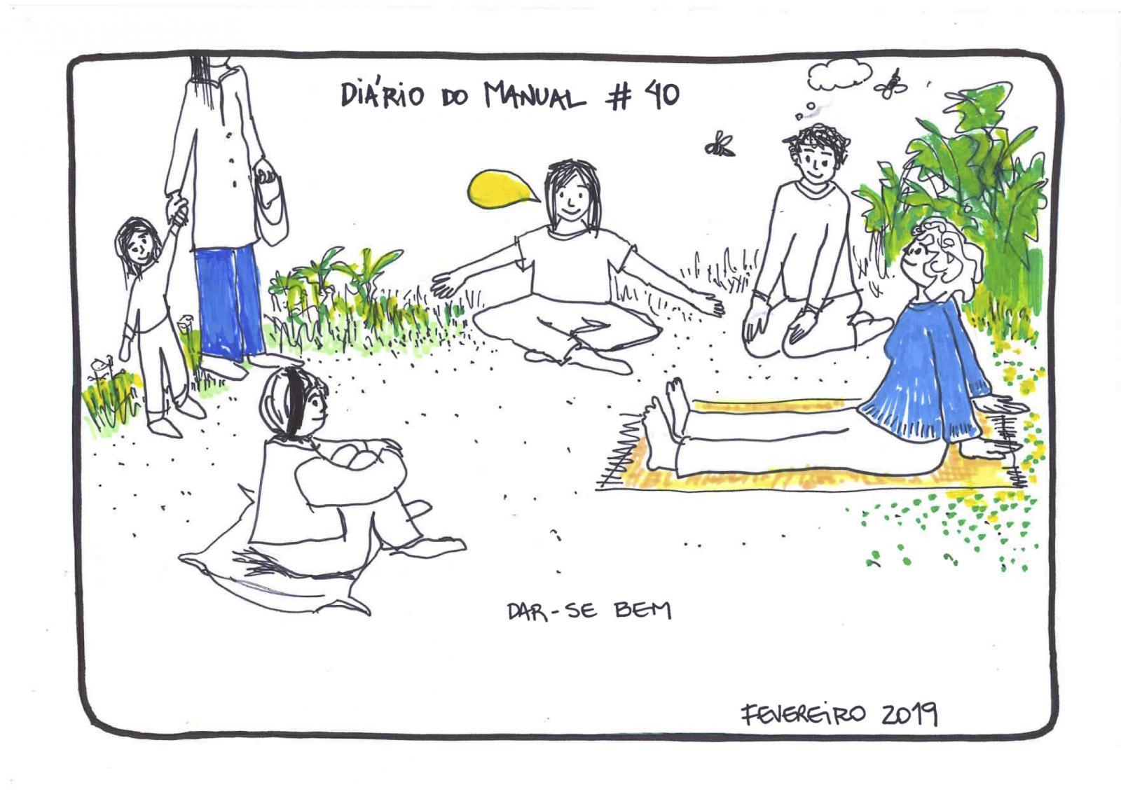 diário do manual #40