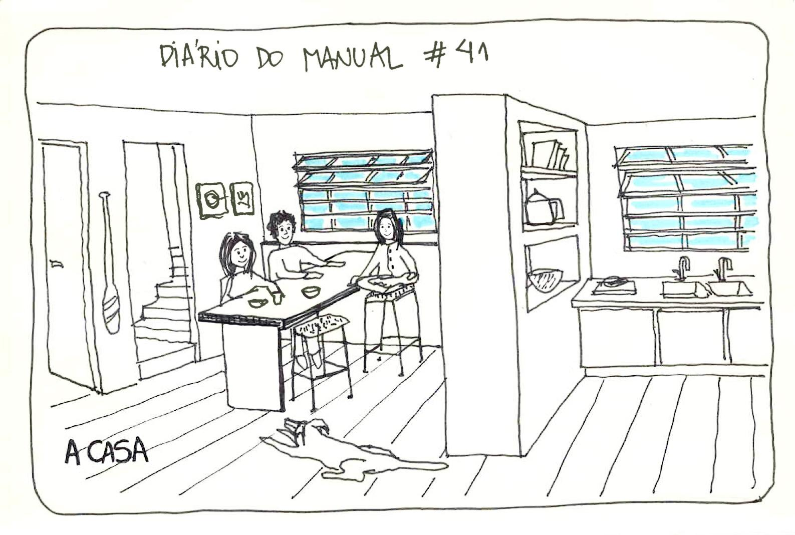 Diário do Manual #41