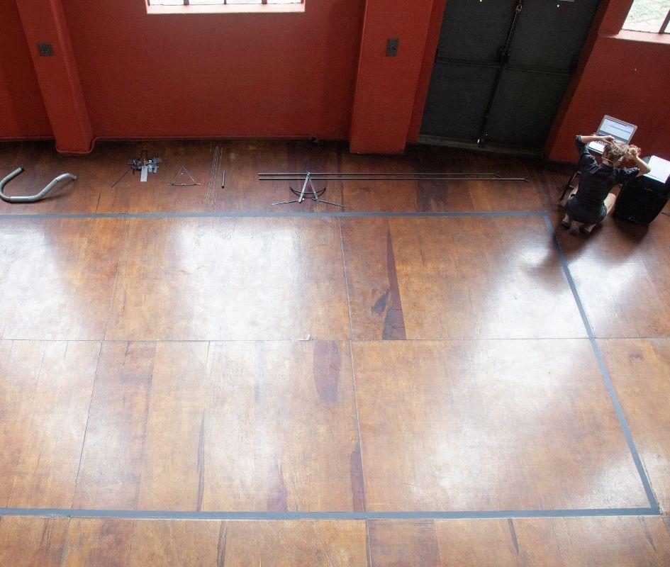 Procedimento para Evocar a Leveza – Carolina Sudati a.k.a. Translúcida Bruta na Casa das Caldeiras